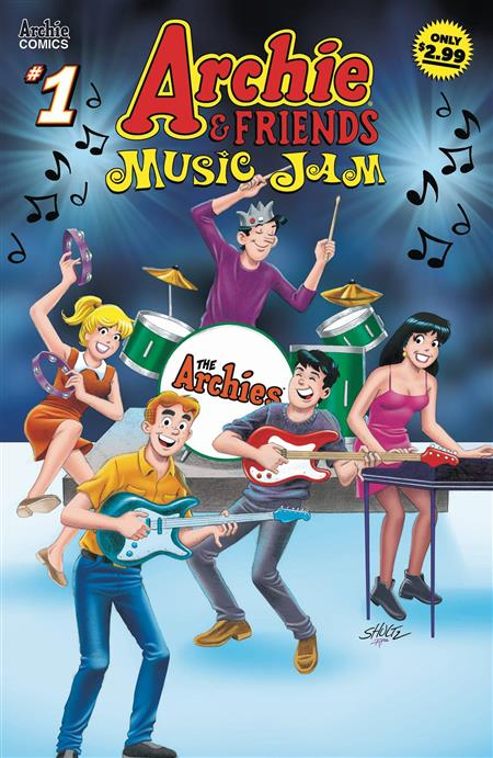 ARCHIE & FRIENDS MUSIC JAM #1