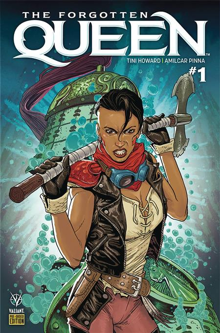 FORGOTTEN QUEEN #1 CVR F #1-4 PREORDER BUNDLE ED (Net)