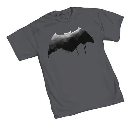 BATMAN MOVIE SYMBOL II T/S LG (C: 1-1-2)