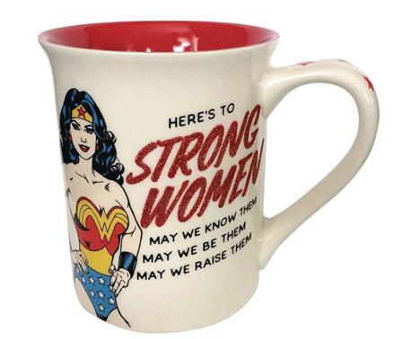 DC WONDER WOMAN MOMS MUG (C: 1-1-2)
