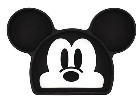 DISNEY MICKEY MOUSE SILICONE GRIP DISH (C: 1-1-2)