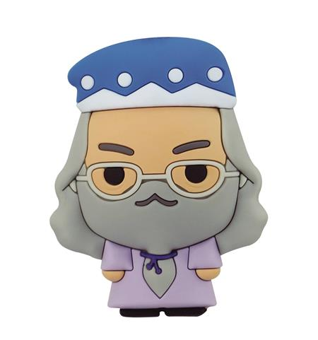 HARRY POTTER DUMBLEDORE 3D FOAM MAGNET (C: 1-1-2)