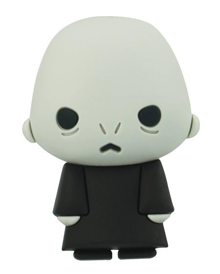 HARRY POTTER VOLDEMORT 3D FOAM MAGNET (C: 1-1-2)