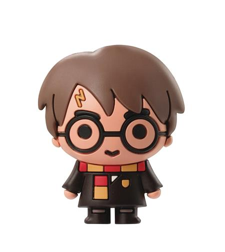 HARRY POTTER WITH SCARF 3D FOAM MAGNET (C: 1-1-2)