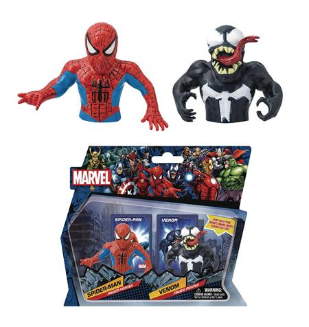 MARVEL HEROES SPIDER-MAN VS VENOM FINGER FIGHTER (C: 1-1-2)