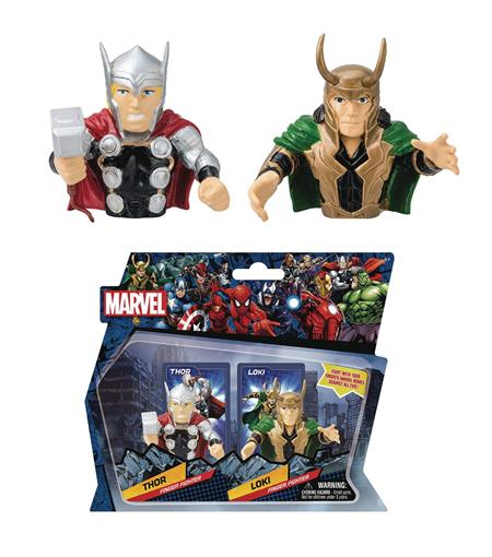 MARVEL HEROES THOR VS LOKI FINGER FIGHTER (C: 1-1-2)