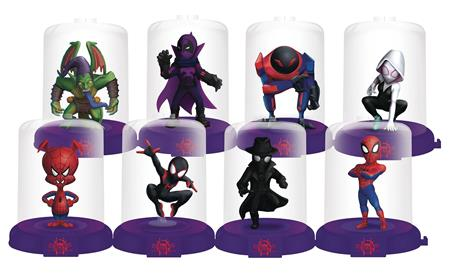 SPIDER-MAN INTO THE SPIDER-VERSE DOMEZ 24PC DS (C: 1-1-2)