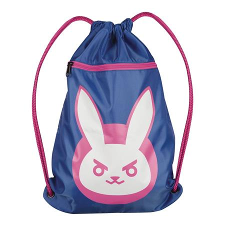 OVERWATCH D.VA BUNNY CINCH BAG (C: 1-1-2)