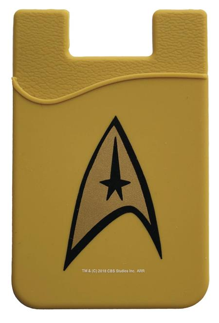 STAR TREK COMMAND SYMBOL PHONE CARD HOLDER (C: 1-1-2)