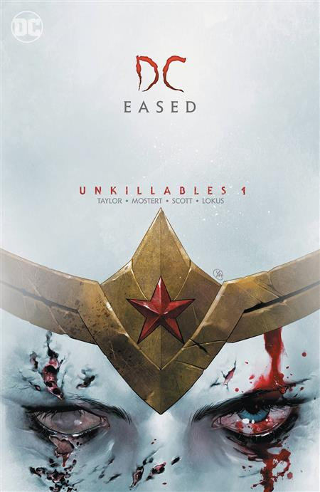 DCEASED UNKILLABLES #1 (OF 3) CARD STOCK HORROR  PUTRI VAR E