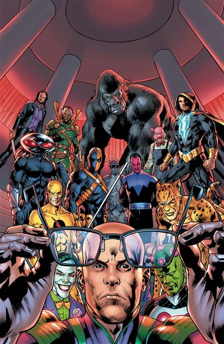 SUPERMAN VILLAINS #1