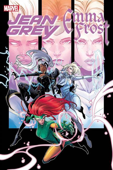 GIANT SIZE X-MEN JEAN GREY & EMMA FROST #1 COELLO VAR DX