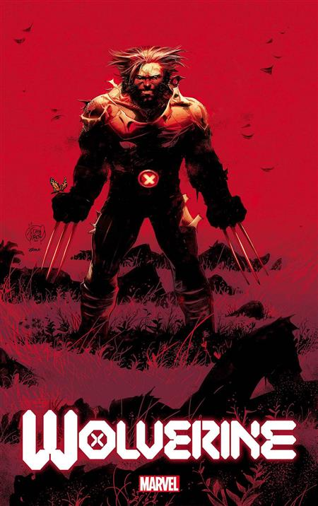 WOLVERINE #1 POSTER