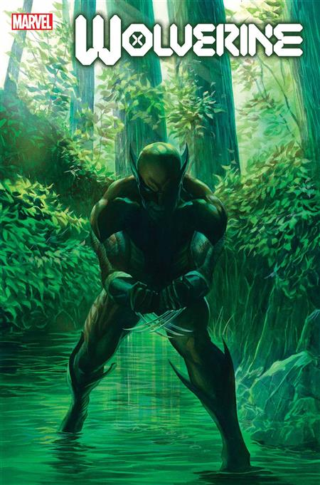 WOLVERINE #1 BY ALEX ROSS POSTER