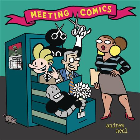 MEETING COMICS GN (C: 0-1-0)