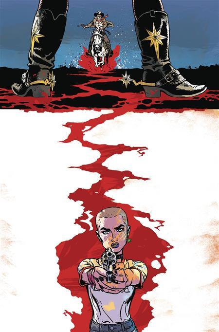 UNDONE BY BLOOD #1 CVR A KIVELA