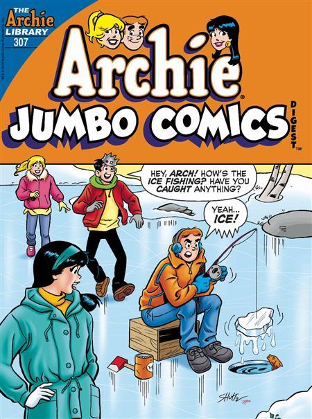 ARCHIE JUMBO COMICS DIGEST #307