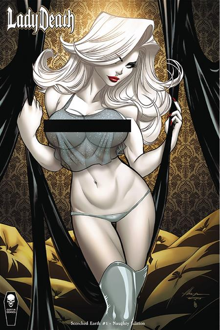 LADY DEATH SCORCHED EARTH #1 (OF 2) NAUGHTY ED (MR)