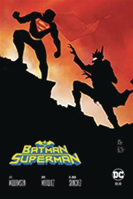 DF BATMAN SUPERMAN #1 MIDTOWN OLIVER EXC