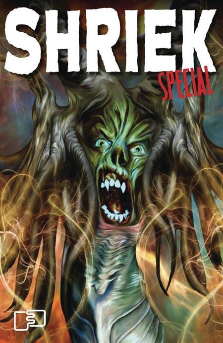 SHRIEK SPECIAL #1 (MR) (C: 0-1-0)