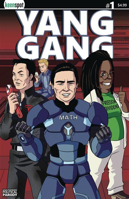 YANG GANG #1 CVR A
