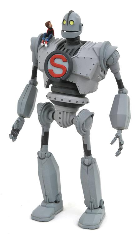 IRON GIANT SELECT ACTION FIGURE (C: 1-1-2)