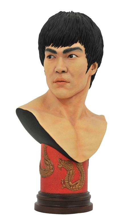LEGENDS IN 3D MOVIE BRUCE LEE 1/2 SCALE BUST (C: 1-1-2)