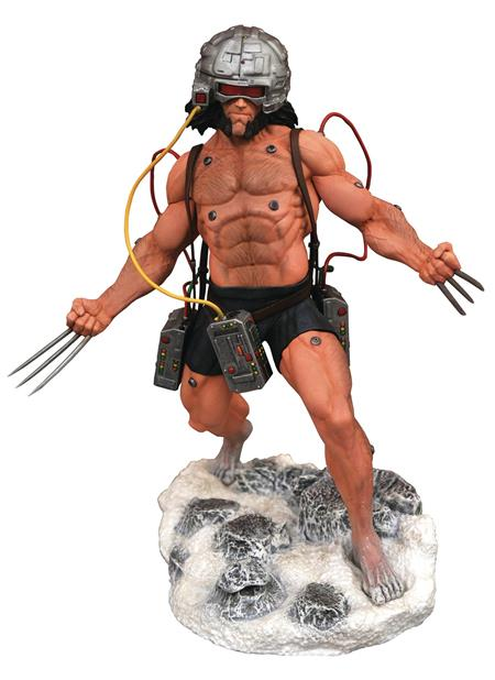 MARVEL GALLERY COMIC WEAPON-X PVC STATUE (C: 1-1-2)