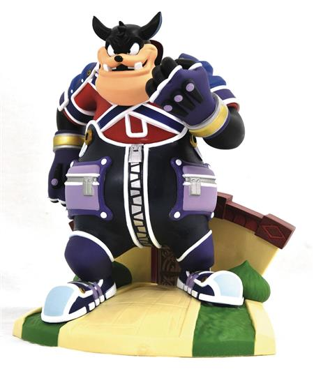 KINGDOM HEARTS GALLERY PETE PVC STATUE (C: 1-1-2)