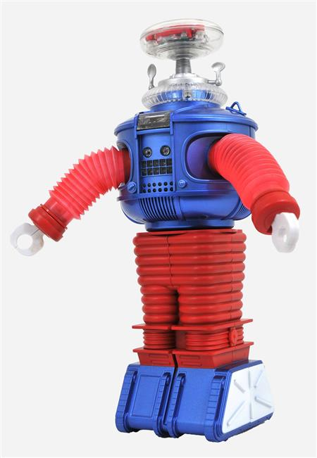 LOST IN SPACE B9 RETRO ELECTRONIC ROBOT (C: 1-1-2)