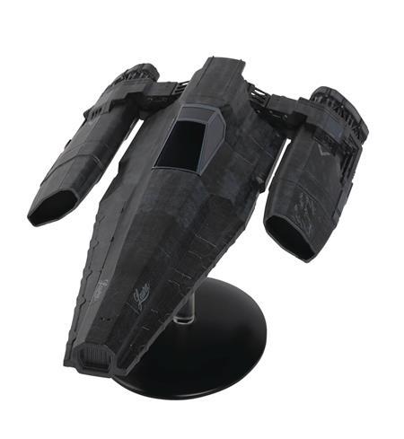 BATTLESTAR GALACTICA SHIPS MAG #14 BLACKBIRD (C: 1-1-2)