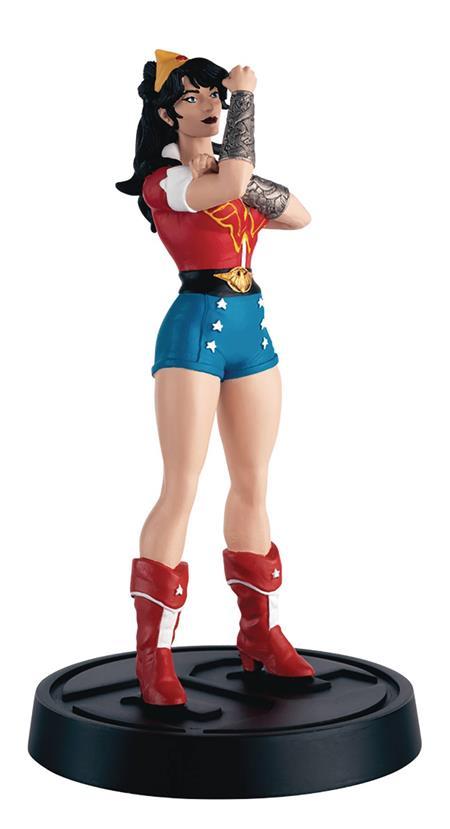 DC WONDER WOMAN MYTHOLOGIES FIG COLL #3 DC BOMBSHELLS WONDER