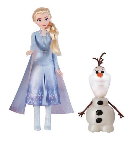 FROZEN 2 TALK & GLOW OLAF & ELSA 2PK CS (Net) (C: 1-1-2)