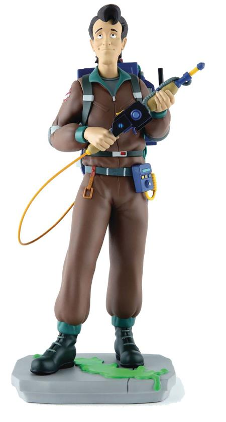 REAL GHOSTBUSTERS PETER VENKMAN 10IN POLYSTONE STATUE (C: 1-