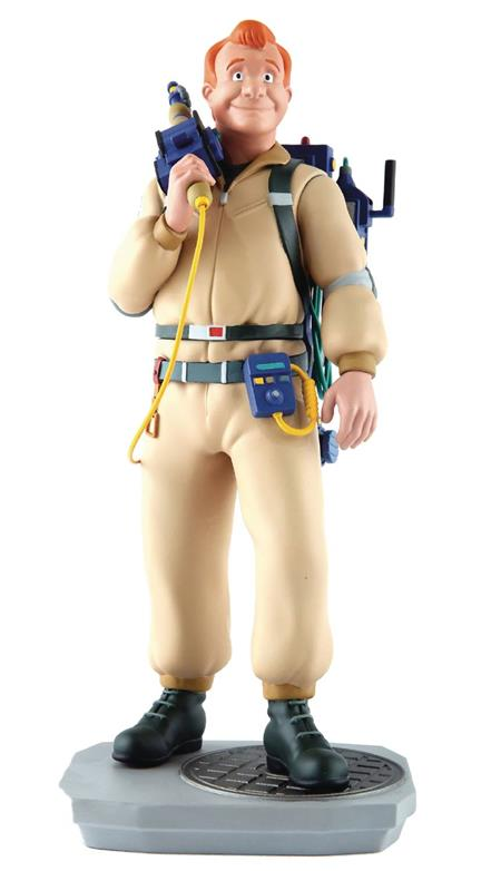 REAL GHOSTBUSTERS RAY STANTZ 10IN POLYSTONE STATUE (C: 1-1-2