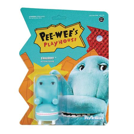 PEE WEES PLAYHOUSE CHAIRRY REACTION FIGURE (Net) (C: 1-1-2)