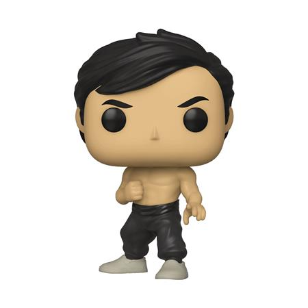 POP GAMES MORTAL KOMBAT LIU KANG VIN FIG (C: 1-1-2)