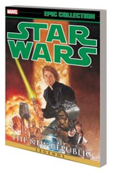 STAR WARS LEGENDS EPIC COLLECTION NEW REPUBLIC TP VOL 05