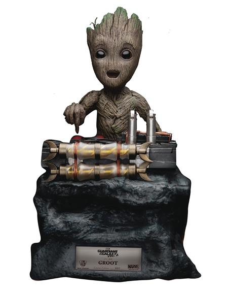 GUARDIANS OF THE GALAXY VOL 2 LS-081 GROOT LIFE SIZE STATUE