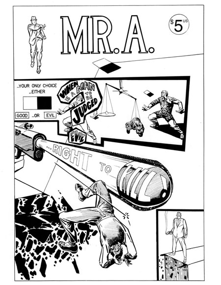 MR A #1 (CURRENT PRINTING)