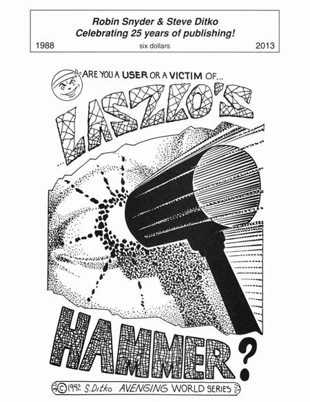LASZLO'S HAMMER
