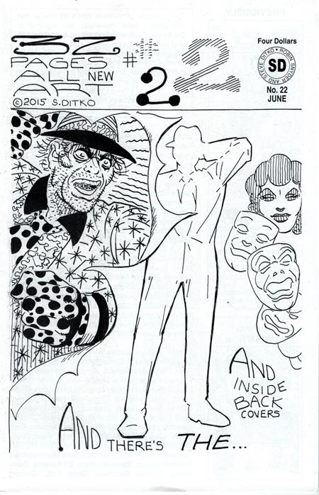 A DITKO #22