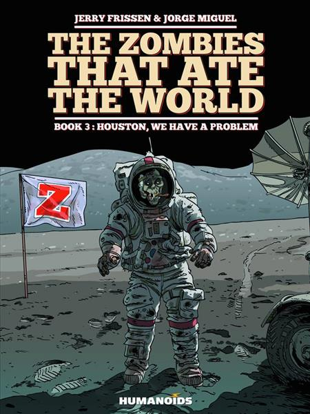 ZOMBIES THAT ATE THE WORLD HC (MR) (C: 0-0-1)