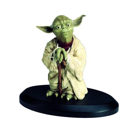 Sw Elite Collection Yoda 2 Resin Statue (C: 1-1-2 ...