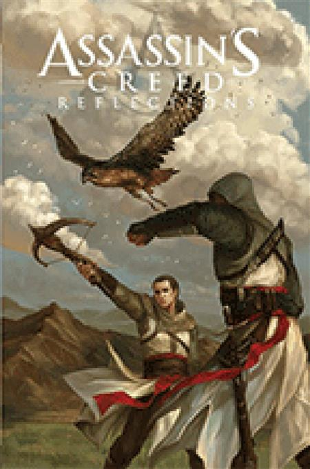 Assassins Creed Reflections #2 (of 4) Cvr C Sunsetagain ...