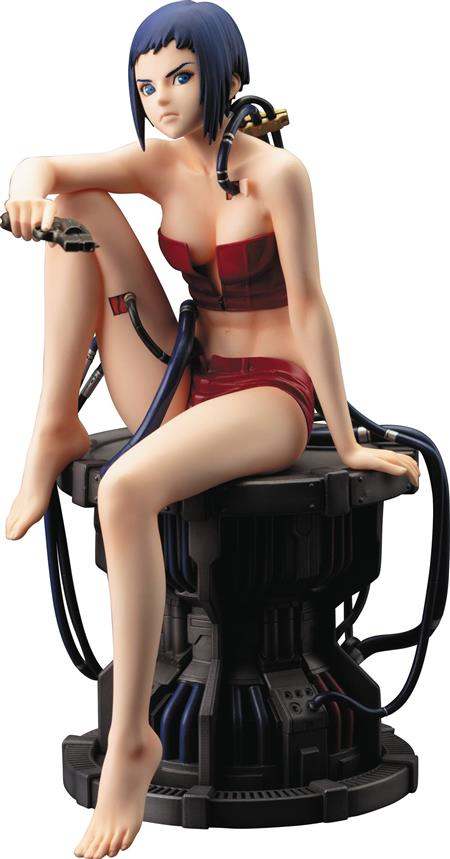GHOST IN THE SHELL ARISE MOTOKO KUSANAGI ARTFX J STATUE (C: