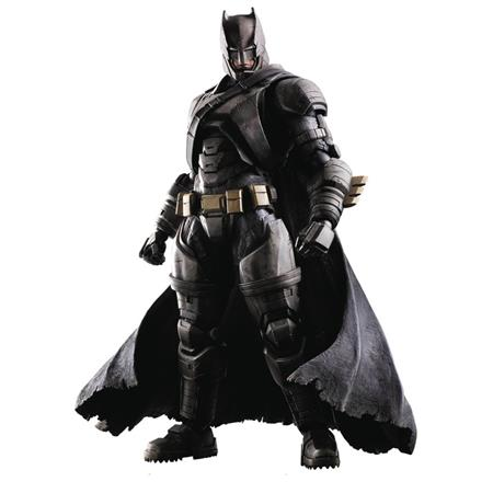 BVS DAWN OF JUSTICE PLAY ARTS KAI ARMORED BATMAN AF (C: 1-1-