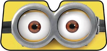 Minions Eyes Accordion Sunshade