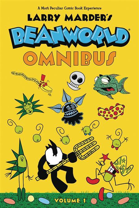 BEANWORLD OMNIBUS TP VOL 01 (C: 0-1-2)
