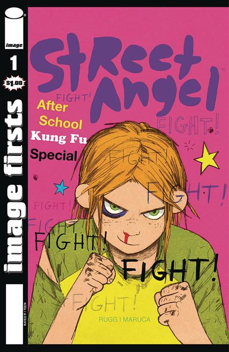 IMAGE FIRSTS STREET ANGEL #1